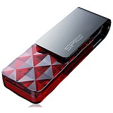 SILICON POWER Ultima 8GB [U30] - Red - Usb Flash Disk / Drive Stylish